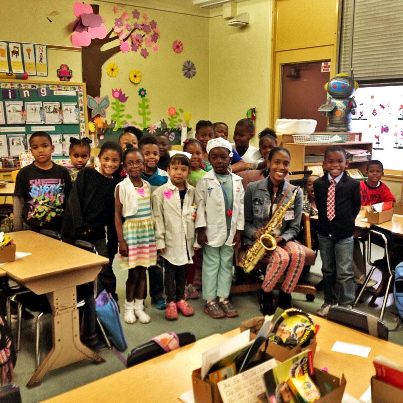 Elementary Career Day